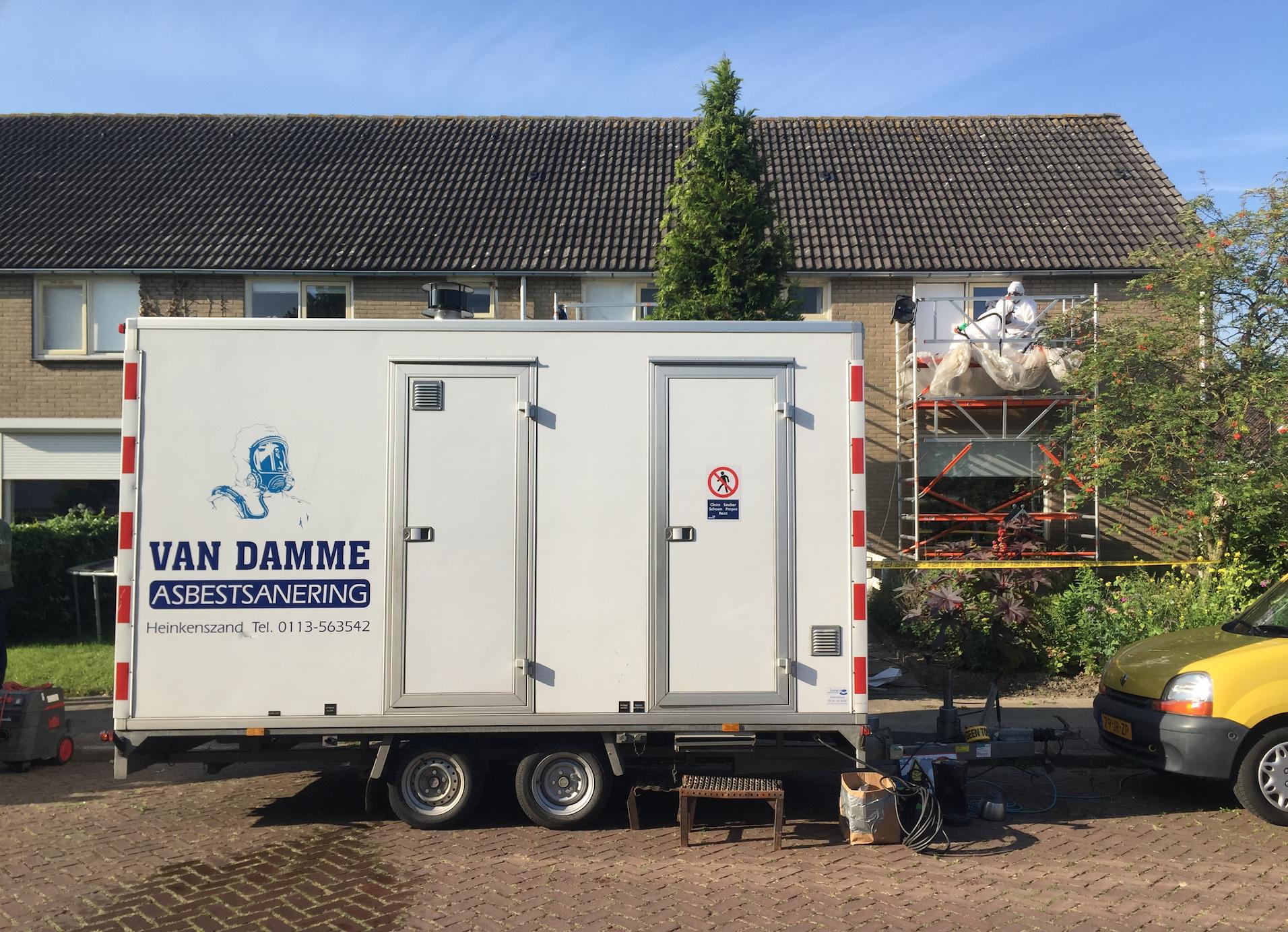 Van Damme Asbest